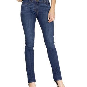 Spanx Slim x Straight Jean Blue Wash size 26 New